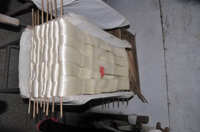 蚕丝精练常用的五种方法
