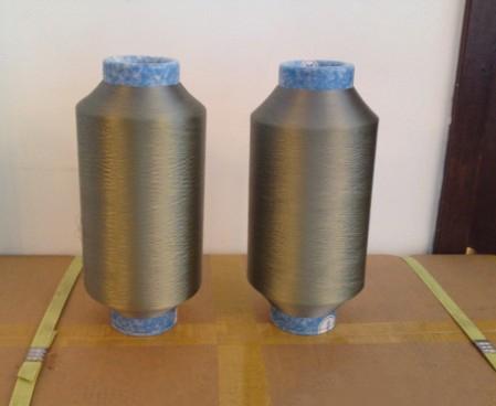 新型环保抗菌纤维——聚酯铜纤维